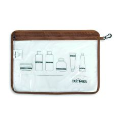 ZIP FLIGHT BAG A4 - Trousse de toilette Tatonka - Transport de liquide