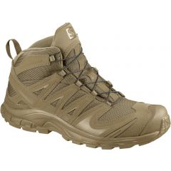 CHAUSSURES SALOMON XA FORCES MID - COYOTE FDE