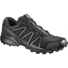 CHAUSSURES SALOMON SPEEDCROSS 4 WIDE FORCES - NOIR