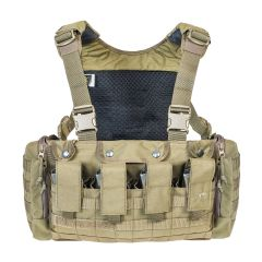 TT TROOPER BACK PLATE - EXTENSION POUR CHEST RIG