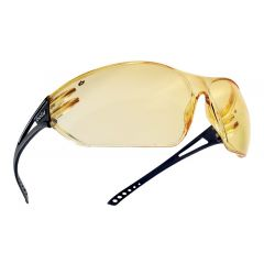LUNETTES DE PROTECTION BOLLE-SAFETY SLAM JAUNE