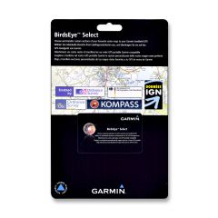 BIRDSEYE SELECT CARTE A GRATTER/TELECHARGEMENT INTERNET GARMIN