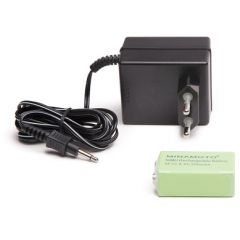 KIT BATTERIE CAD-NI 9 VOLTS POUR SUPERSCANNER