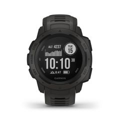 MONTRE GPS MULTI-FONCTIONS GARMIN INSTINCT™ - GRIS GRAPHITE