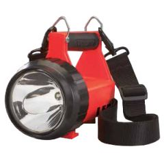 PHARE STREAMLIGHT FIRE VULCAN LED - ORANGE