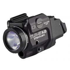 Lampe tactique Streamlight TLR-8AG - Avec Switch haut - Laser vert