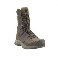 Chaussures Salomon XA Forces Jungle - Marron. Profil