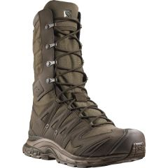 Chaussures Salomon XA Forces Jungle - Vue profil