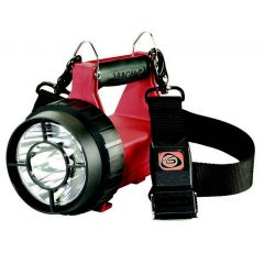 PHARE VULCAN LED ATEX - 230V + 12V - ORANGE